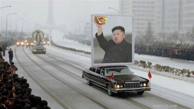 Kim Jong Un is Never Hungry