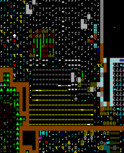 Dwarf Fortress Tract of Land